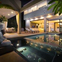 Отель Sycamore Villa США, Лос-Анджелес - отзывы, цены и фото номеров - забронировать отель Sycamore Villa онлайн бассейн