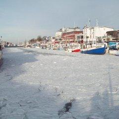 Hotel Am Alten Strom пляж фото 2