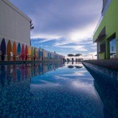 Отель Park Inn by Radisson Mazatlán бассейн фото 2