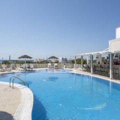 Отель Bella Santorini Studios бассейн фото 3