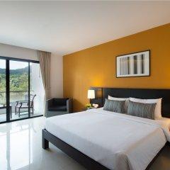 Отель SIMPLITEL Пхукет комната для гостей фото 5