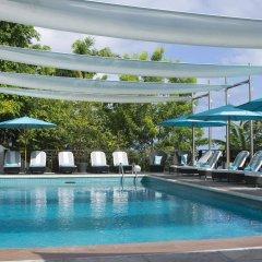 Отель Bel Jou Hotel - Adults Only Сент-Люсия, Кастри - отзывы, цены и фото номеров - забронировать отель Bel Jou Hotel - Adults Only онлайн бассейн