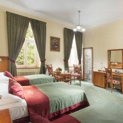 Отель Green Garden Hotel Чехия, Прага - - забронировать отель Green Garden Hotel, цены и фото номеров комната для гостей фото 2
