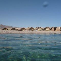 Отель Sahara Beach Camp пляж