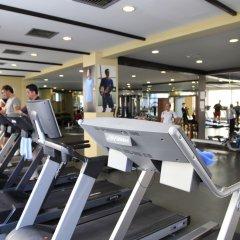 Kolin Турция, Канаккале - отзывы, цены и фото номеров - забронировать отель Kolin онлайн фитнесс-зал