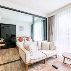 Отель Patong Beach Luxury Condo комната для гостей фото 4
