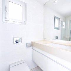 Отель Villa Mermaid Кипр, Протарас - отзывы, цены и фото номеров - забронировать отель Villa Mermaid онлайн ванная фото 2