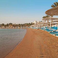 Отель Хилтон Хургада Резорт пляж