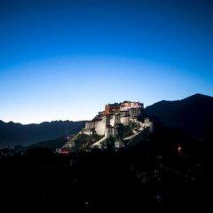 Shangri La Hotel Lhasa балкон
