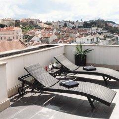 Отель Lisboa Лиссабон балкон