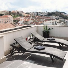 Hotel Lisboa балкон