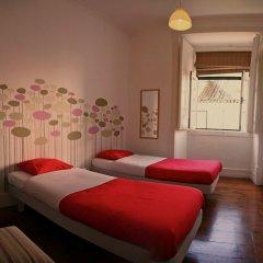 Отель Shiado Hostel Португалия, Лиссабон - отзывы, цены и фото номеров - забронировать отель Shiado Hostel онлайн комната для гостей
