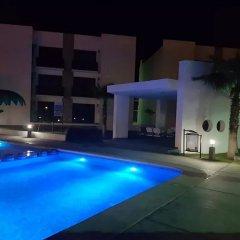 Отель Condo Luis Масатлан бассейн