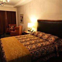 Hotel Hacienda Santana комната для гостей фото 4