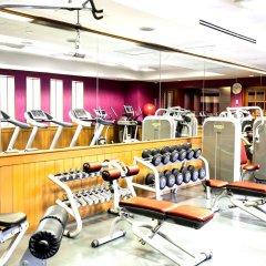 Отель Crowne Plaza Lumpini Park Бангкок фитнесс-зал фото 3