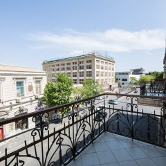 Бутик-отель Пассаж балкон