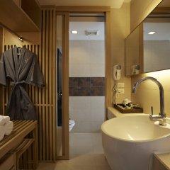 Hotel Vista Pattaya Паттайя ванная