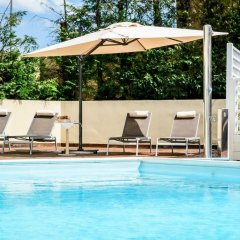 Hotel Concorde Озимо бассейн фото 2
