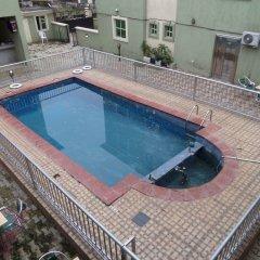 Akma Signature Hotel & Suites бассейн
