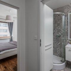 Апартаменты Chill Apartments Mokotow Center ванная