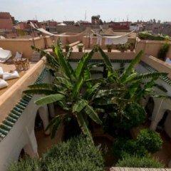 Отель Le Riad Berbere Марокко, Марракеш - отзывы, цены и фото номеров - забронировать отель Le Riad Berbere онлайн балкон