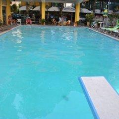 Отель SUSY Римини бассейн фото 3