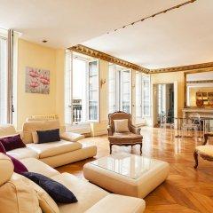 Апартаменты Invalides - Musee d'Orsay Apartment Париж комната для гостей фото 3