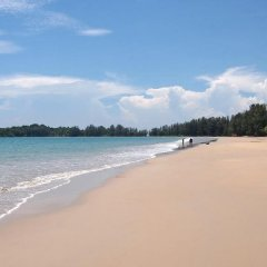 Отель Peaceful Resort Koh Lanta Ланта пляж фото 2