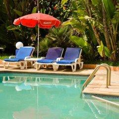 Отель Azur Марокко, Касабланка - 3 отзыва об отеле, цены и фото номеров - забронировать отель Azur онлайн бассейн