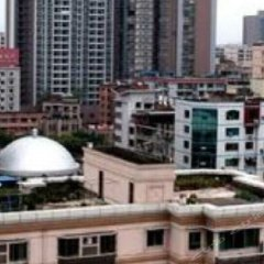 Diwang Hostel балкон