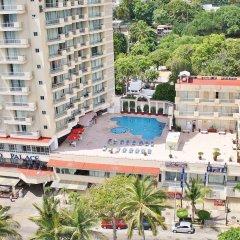 Hotel Romano Palace Acapulco балкон