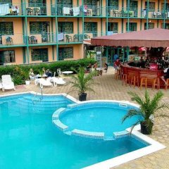 Отель Jasmine Residence Болгария, Солнечный берег - отзывы, цены и фото номеров - забронировать отель Jasmine Residence онлайн бассейн