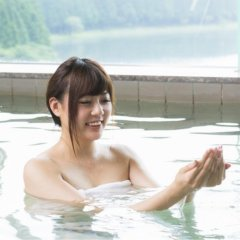 Отель Kyukamura Fuji Яманакако бассейн