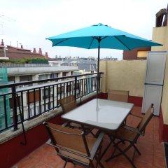 Отель Aizlur SI6D Испания, Сан-Себастьян - отзывы, цены и фото номеров - забронировать отель Aizlur SI6D онлайн балкон