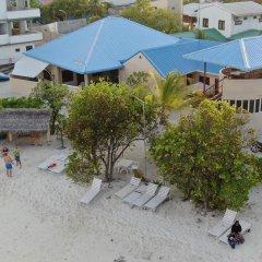 Отель Бутик-Отель Bibee Maldives Мальдивы, Северный атолл Мале - отзывы, цены и фото номеров - забронировать отель Бутик-Отель Bibee Maldives онлайн пляж