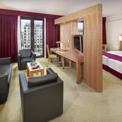 Melia Berlin Hotel комната для гостей фото 5