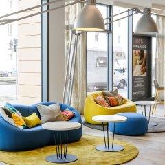Отель Novotel München City Arnulfpark Германия, Мюнхен - 2 отзыва об отеле, цены и фото номеров - забронировать отель Novotel München City Arnulfpark онлайн интерьер отеля фото 2