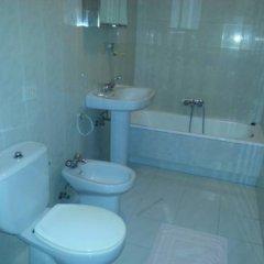Отель Albergue Pension Flavia Падрон ванная