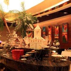 Wenjin Hotel питание