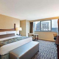 Отель Wyndham Grand Chicago Riverfront комната для гостей фото 2