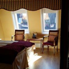 Отель Hotell Refsnes Gods комната для гостей