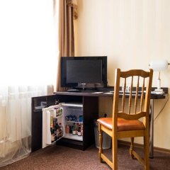 Гостиница Вояжъ 3* Стандартный номер с двуспальной кроватью фото 7
