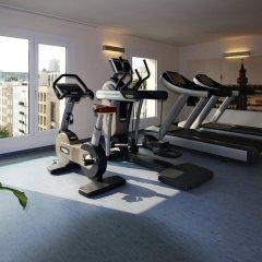 Отель ARCOTEL John F Berlin фитнесс-зал фото 4