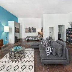 Отель Wilshire Condos By Barsala Лос-Анджелес комната для гостей фото 4