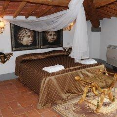 Отель La Pia Dama Синалунга в номере