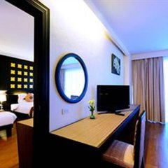 Crystal Palace Hotel комната для гостей фото 5