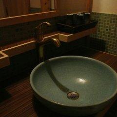 Отель Yumeminoyado Kansyokan Синдзё ванная