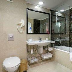 Limak Atlantis De Luxe Hotel & Resort Турция, Белек - 3 отзыва об отеле, цены и фото номеров - забронировать отель Limak Atlantis De Luxe Hotel & Resort онлайн ванная