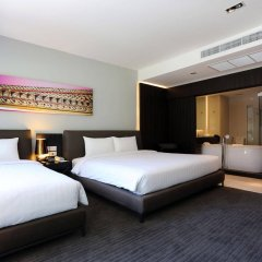 S Ratchada Leisure Hotel Бангкок комната для гостей фото 4