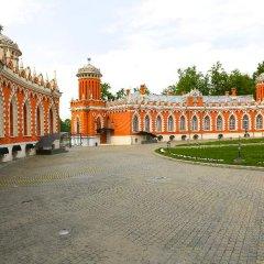 Гостиница Петровский Путевой Дворец парковка